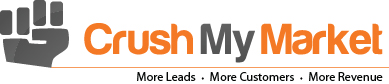 Top PPC Managment Business Logo: Crush My Market
