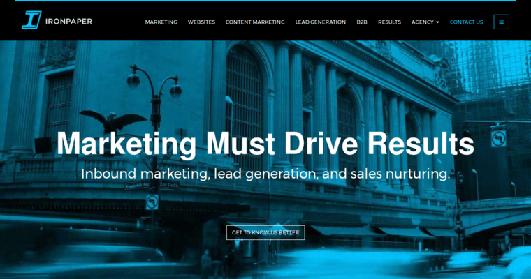 Ironpaper Marketing | Best New York PPC Businesses | 10 Best PPC
